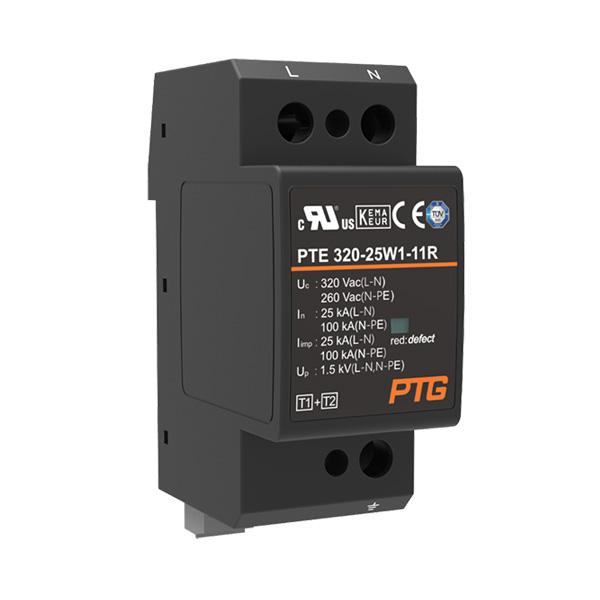信号防雷器接线方法